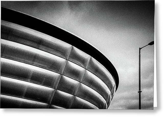 Sse Hydro Greeting Card