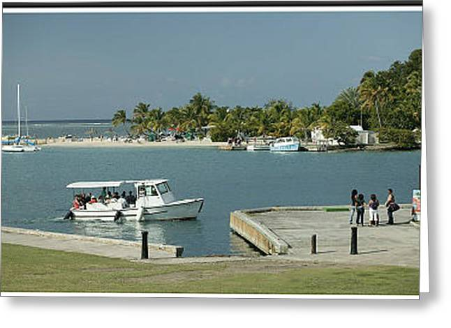 St Croix Beaches Greeting Card by Peter Parker