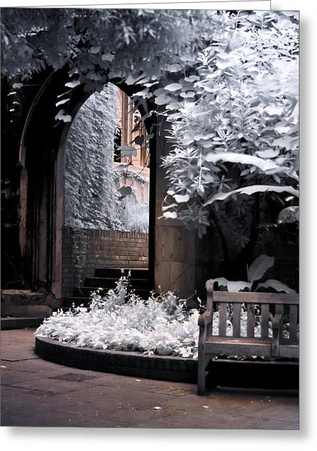 St Dunstan's In The East Greeting Card