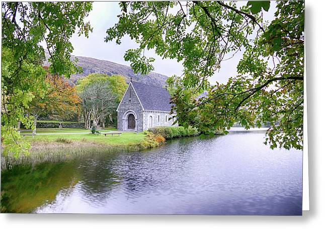 St. Finbarre's Church - Alternate Processing Greeting Card by Bill Jordan