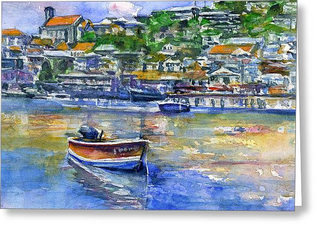 St. George Grenada Greeting Card