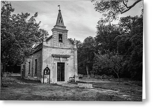 St. John's Church In Little Gidding Greeting Card