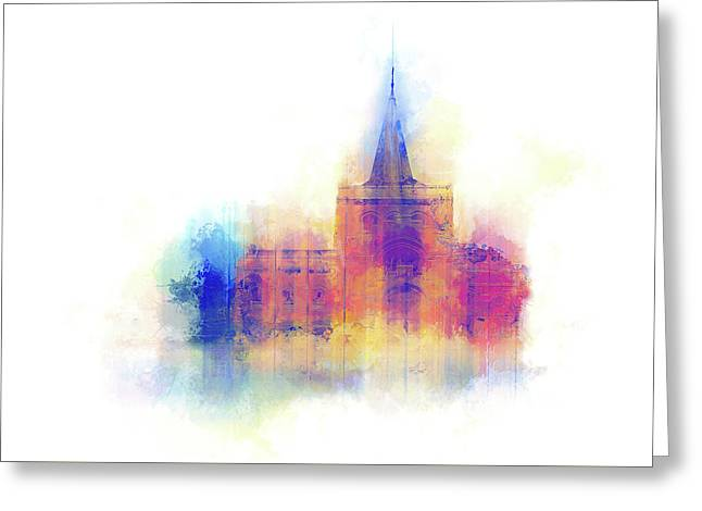St. Johns Impressions Greeting Card