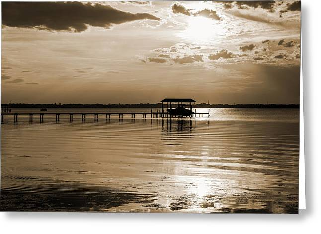 St. Johns River Greeting Card