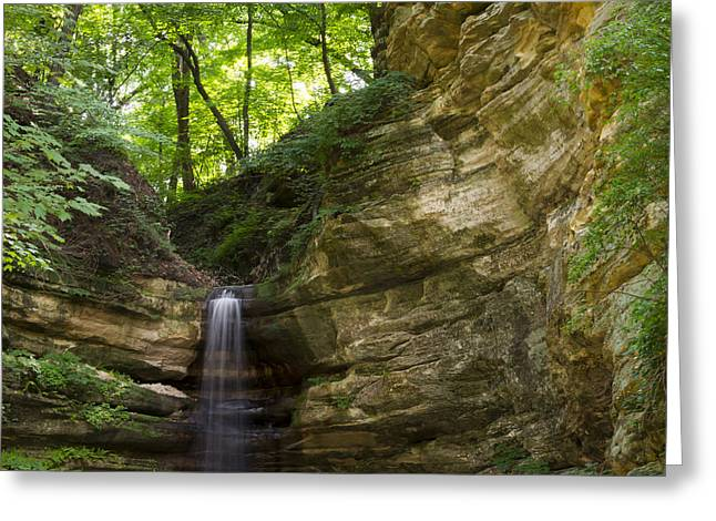 St. Louis Canyon Greeting Card