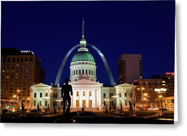 St. Louis Greeting Card