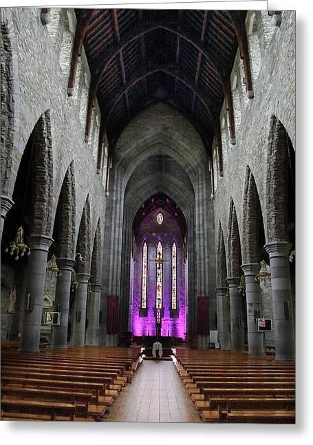 St. Mary's Cathedral, Killarney Ireland 1 Greeting Card