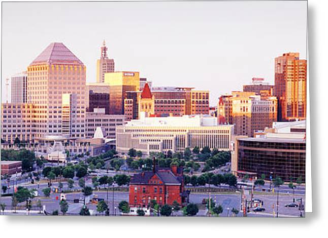 St Paul Mn Greeting Card