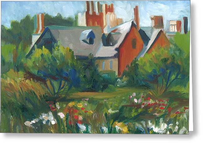 Stan Hywet Hall Greeting Card