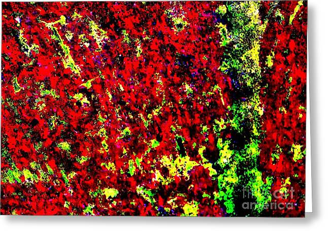 Standing Out Greeting Card by Tim Townsend