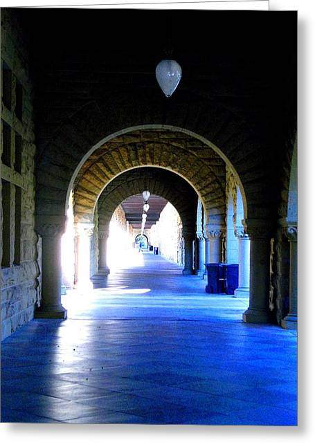 Stanford University Greeting Card