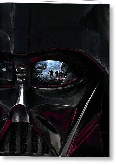 Star Wars Battlefront 2015 Greeting Card