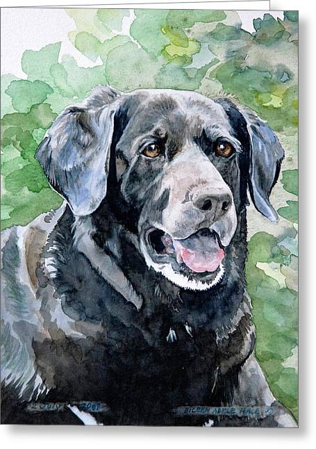 Starr Greeting Card by Eileen Hale