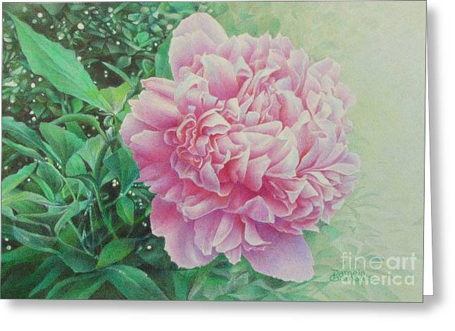State Treasure Greeting Card by Pamela Clements