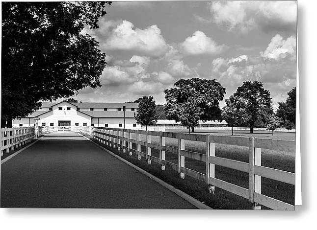 Stately Harlinsdale Greeting Card