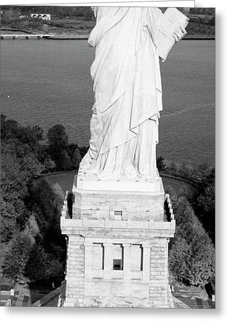 Statue Of Liberty, New York, Nyc, New York City, New York State, Usa Greeting Card