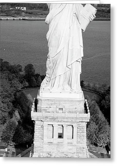 Statue Of Liberty, New York, Nyc, New York City, New York State, Usa Greeting Card