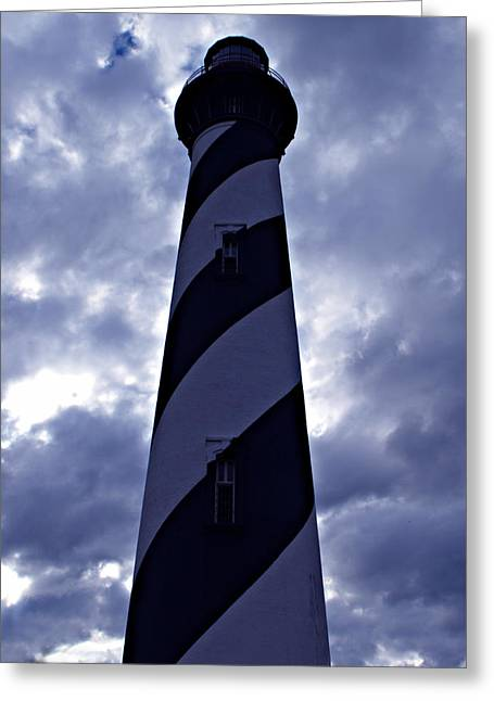 St.augustine Light House Greeting Card