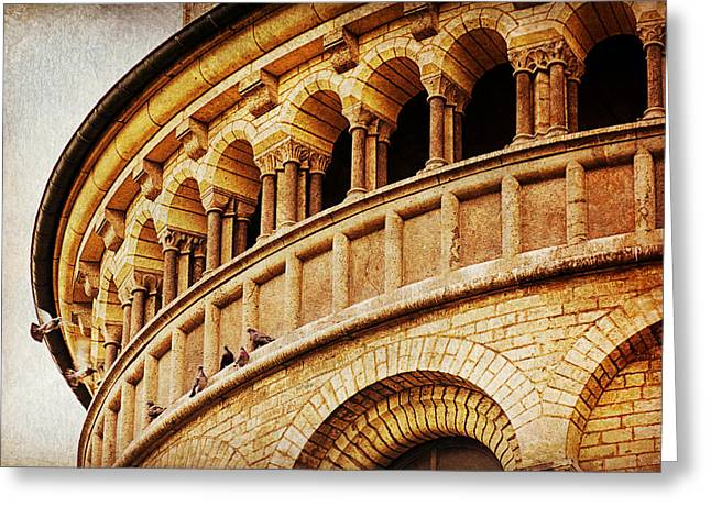St. Gereon Church In Cologne, Germany Greeting Card