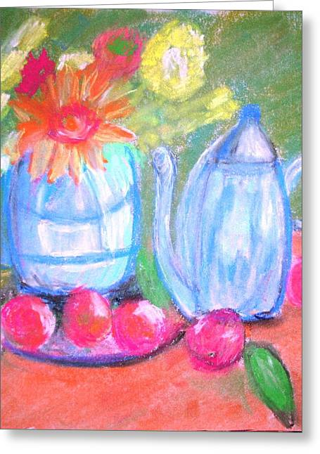 Still Life 10 Greeting Card