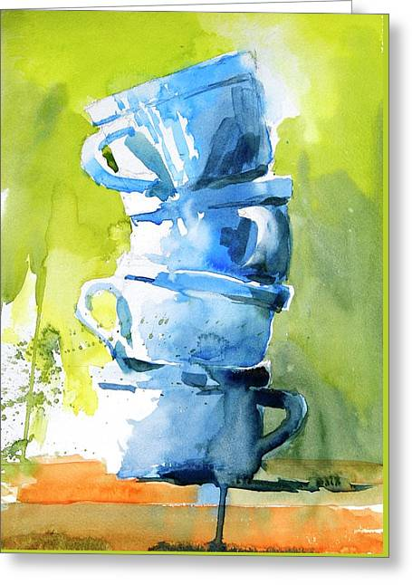 Still Life No 1 Greeting Card