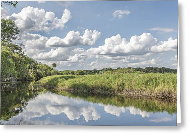 Still River II Greeting Card by Jon Glaser