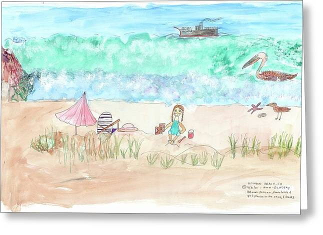 Stinson Beach Greeting Card