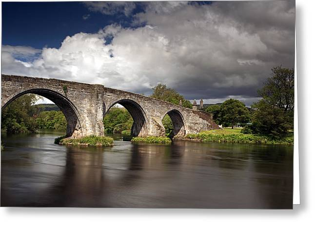 Stirling Bridge Greeting Card