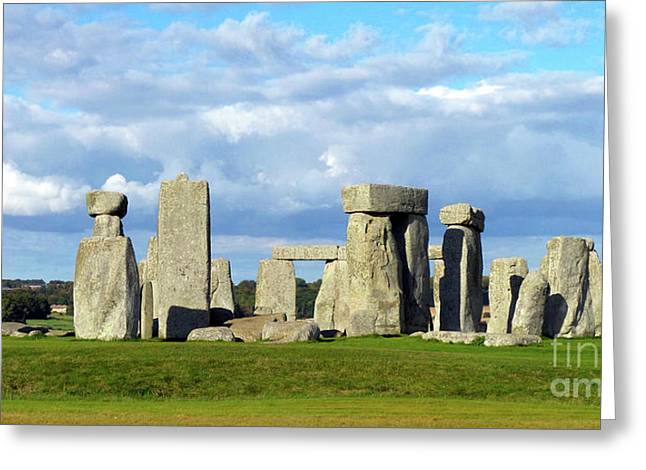 Stonehenge 6 Greeting Card
