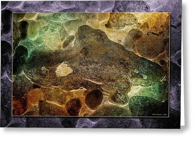 Stonelight 7 Greeting Card