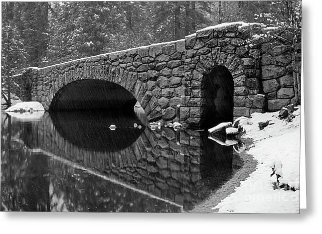 Stoneman Bridge Greeting Card