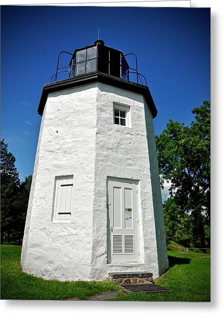 Stony Point Lighthouse Greeting Card