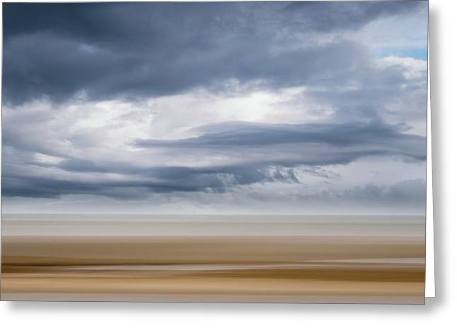 Storm Approaching Greeting Card