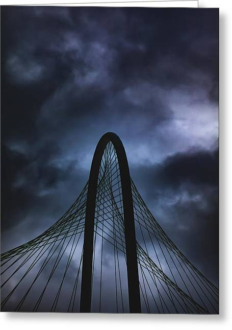 Storm Light Greeting Card