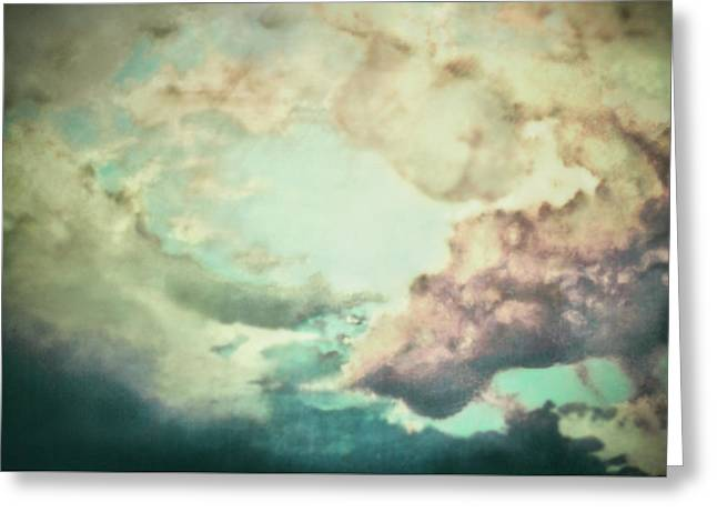Stormy Sky Greeting Card