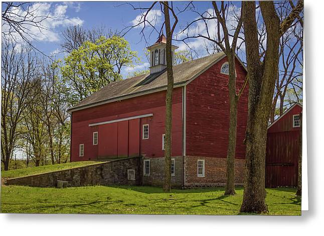 Stover Farm Greeting Card