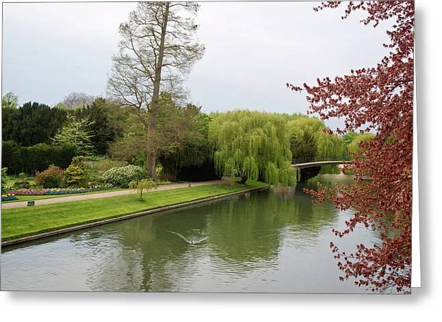 Stratford Upon Avon 1 Greeting Card
