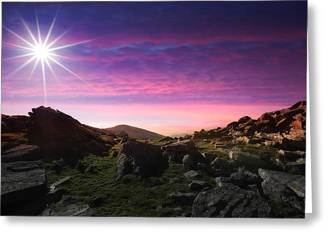 Stunning Landscape Greeting Card