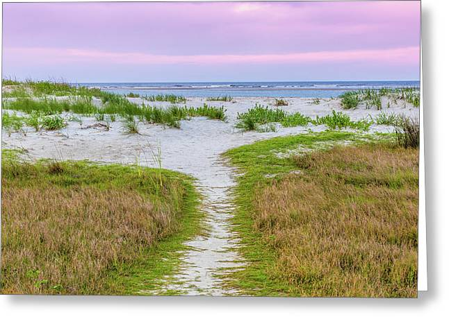 Sullivan's Island Natural Beauty Greeting Card