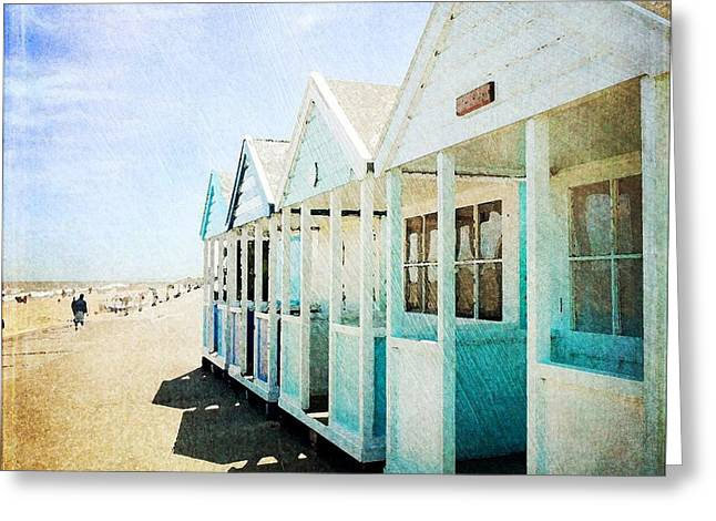 Greeting Card featuring the photograph Summer Breeze by Anne Kotan