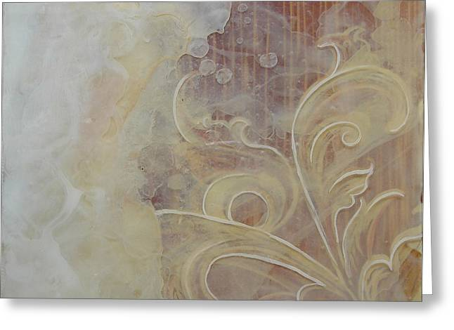 Summer Breeze Greeting Card by Monica James
