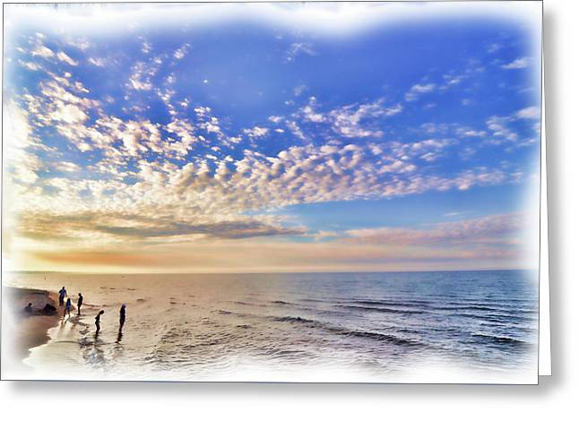 Greeting Card featuring the photograph Summer Daydream by John Hansen