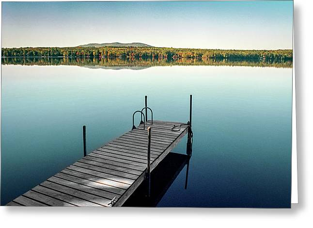 Summer Is Gone Greeting Card