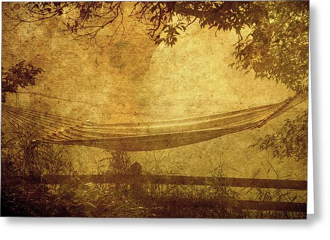 Summer Morning. Greeting Card by Kelly Nelson