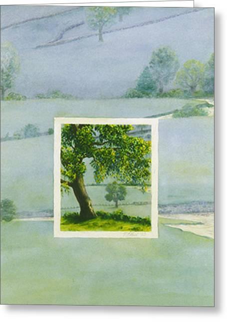 Summer Greeting Card by Nancy  Ethiel