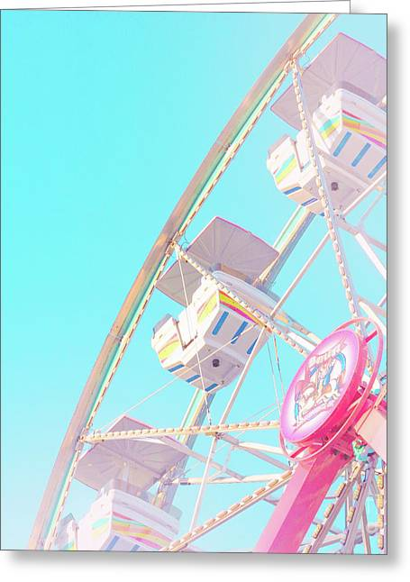 Greeting Card featuring the photograph Summer Sky by Cindy Garber Iverson