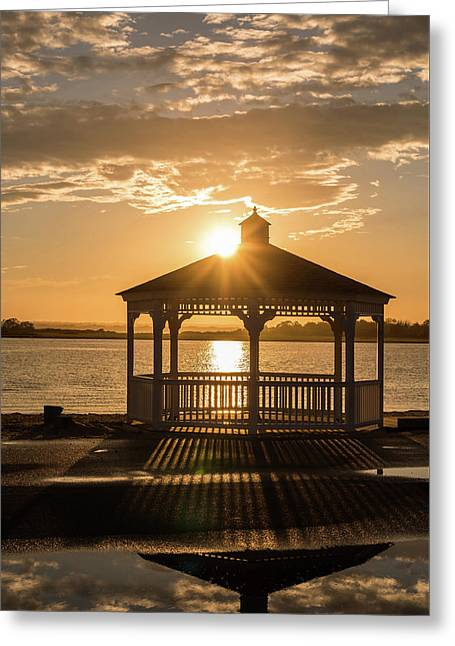 Summer Solstice Seaside Nj 2017 Greeting Card