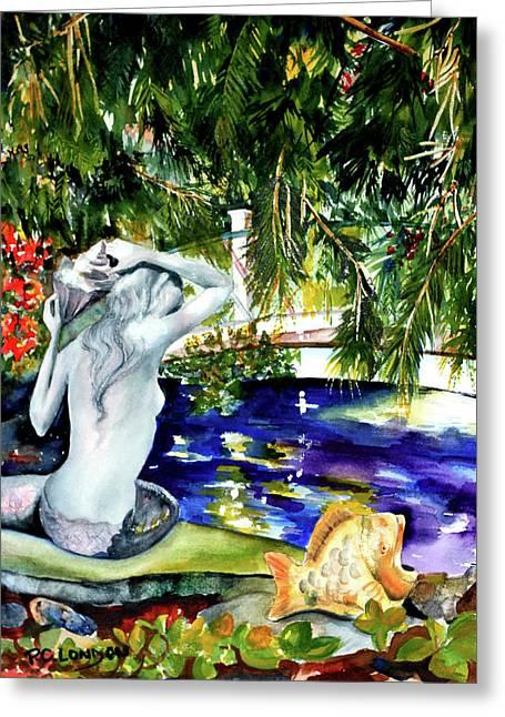 Summer Splendor Greeting Card