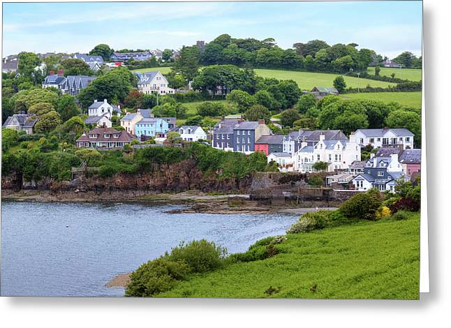 Summercove - Ireland Greeting Card by Joana Kruse