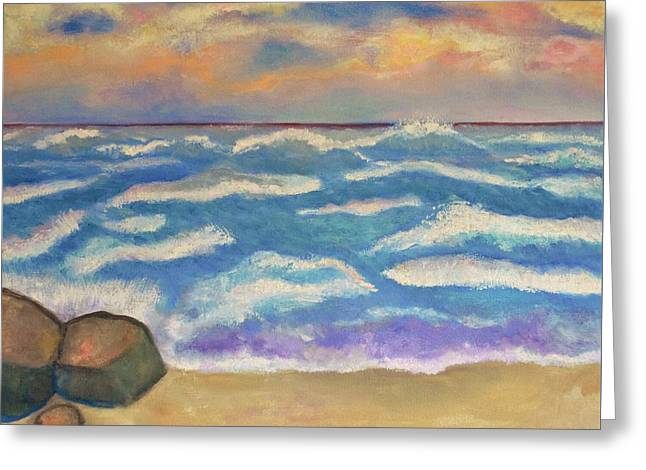 Summer's Delight Greeting Card by Marla McPherson
